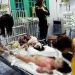 Thiêu cả nhà vì sinh con gái: 1 người tử vong
