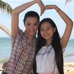 Phim - Trang Nhung nhí nhảnh giữa biển