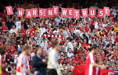 Wenger vẫn là HLV phù hợp nhất với Arsenal - 2