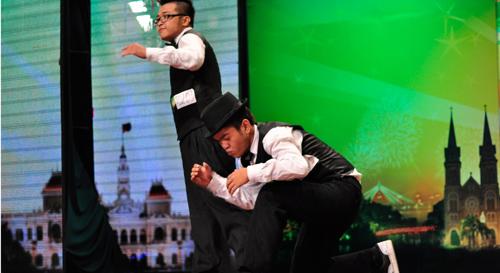 Trần Hữu Kiên lọt thẳng chung kết VN' Got Talent - 9