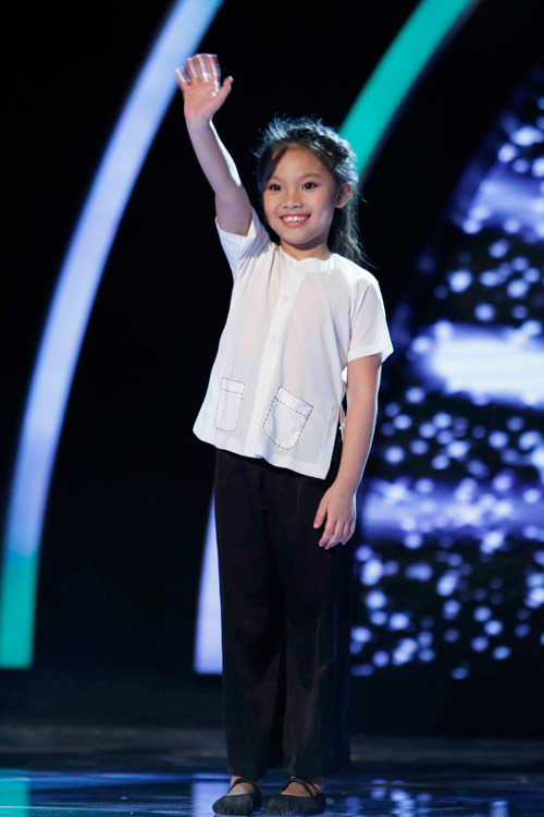 Trần Hữu Kiên lọt thẳng chung kết VN' Got Talent - 4