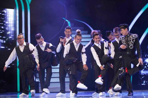Trần Hữu Kiên lọt thẳng chung kết VN' Got Talent - 3