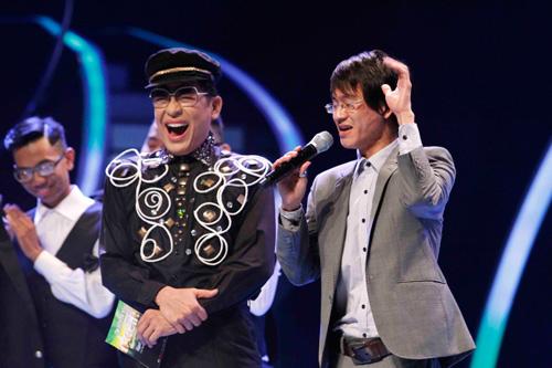 Trần Hữu Kiên lọt thẳng chung kết VN' Got Talent - 2