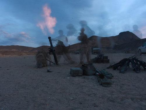 Mỹ: Nổ kho đạn, 7 lính thiệt mạng - 1