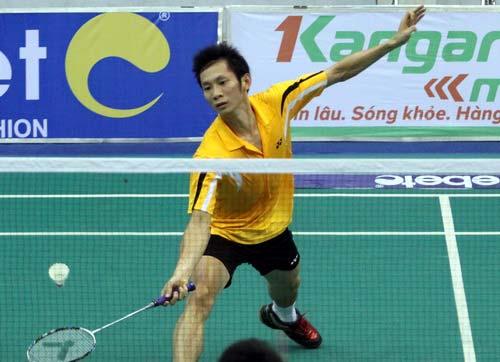 Axiata Cup 2013: Lại hy vọng vào Tiến Minh - 1