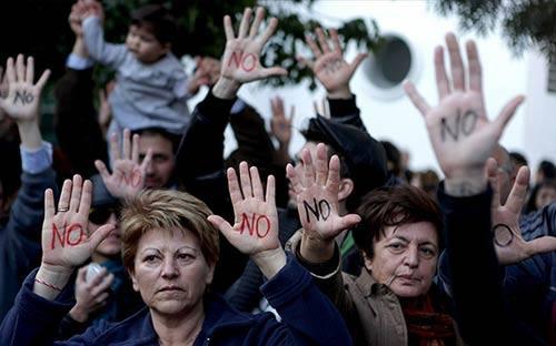 Quốc hội Cyprus từ chối đánh thuế tiền gửi - 1
