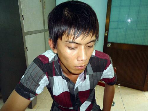 Phá vụ trộm vàng trong nhà nghỉ Minh Hồng - 1