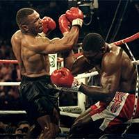 Mike Tyson & những cú knock-out kinh điển (P1)