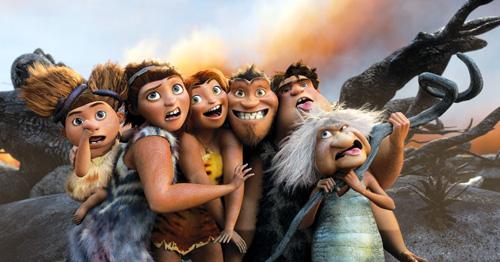 The Croods: Quá đỉnh! - 5