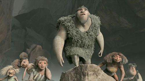 The Croods: Quá đỉnh! - 1