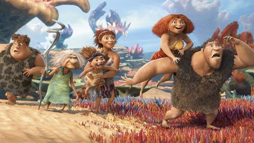 The Croods: Quá đỉnh! - 4