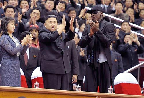 """""""Kim Jong-un đã có con gái"""" - 1"""