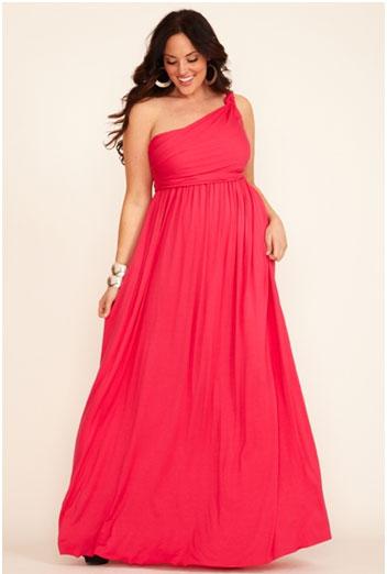 Chọn váy đẹp và giảm cân cho người béo - 1