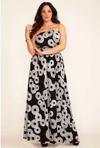 Chọn váy đẹp và giảm cân cho người béo - 2