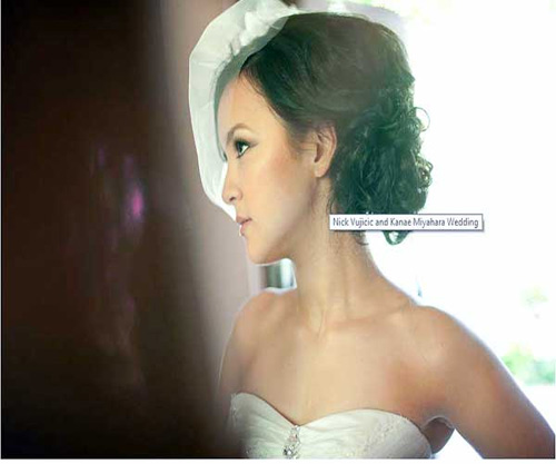 1363781172 vo nguoi khong tay chan7 Nick Vujicic and Kanae Miyahara: An Inspiring Life and Love Story