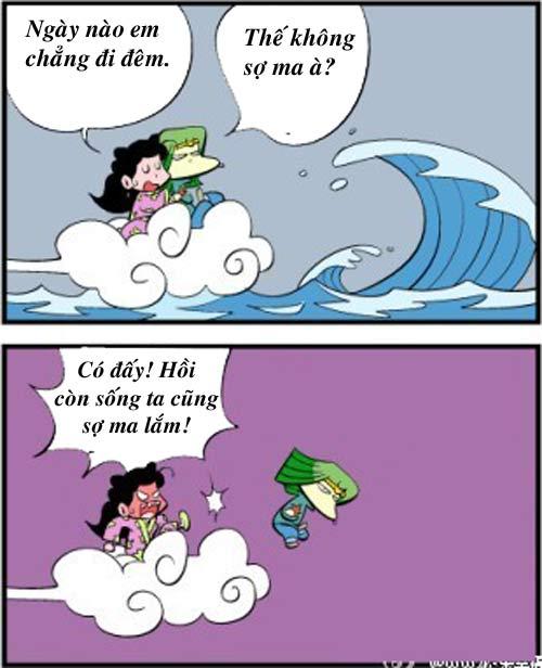 Tây Du Ký hài: Gặp ma gái và gái ma - 2