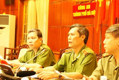 """CA Hà Nội kết luận vụ 141 bị """"tố"""" đánh người - 2"""