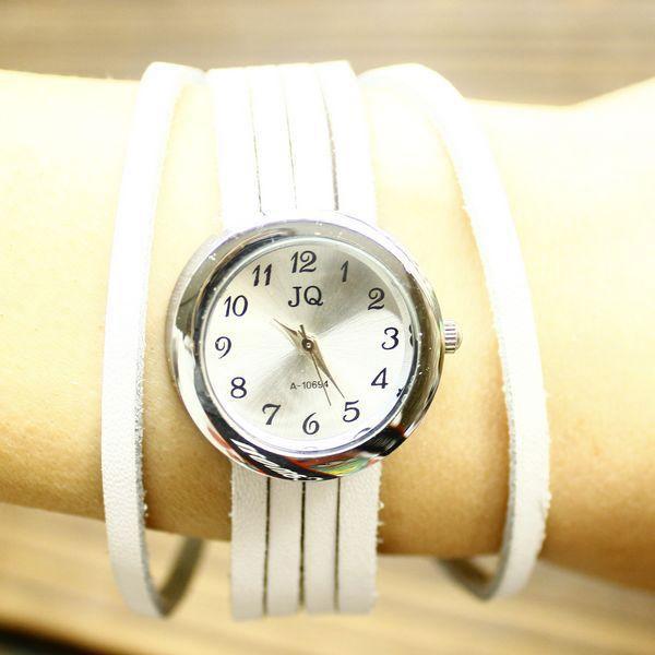 Thử sức với đồng hồ dây da - 3