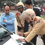 Xe không chính chủ vi phạm: Phạt chủ xe