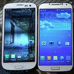 Thời trang Hi-tech - So sánh Galaxy S4 với Galaxy S3 qua ảnh