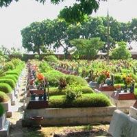 Văn Điển sắp thành công viên nghĩa trang