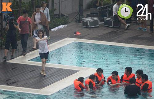 Hình ảnh mới nhất của T-ara tại Việt Nam - 4