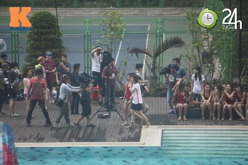 Hình ảnh mới nhất của T-ara tại Việt Nam - 2
