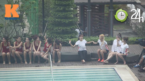 Hình ảnh mới nhất của T-ara tại Việt Nam - 1