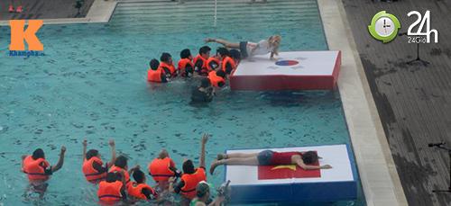 Hình ảnh mới nhất của T-ara tại Việt Nam - 9