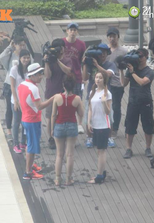 Hình ảnh mới nhất của T-ara tại Việt Nam - 10
