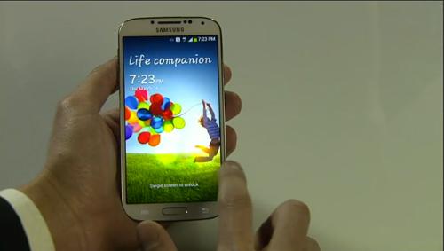 Những tính năng 'vàng' trên Galaxy S4 - 1