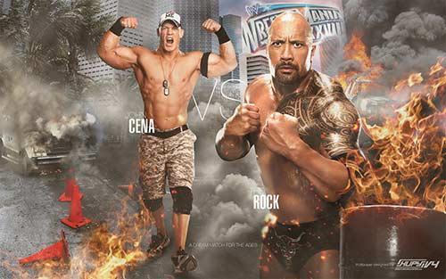 WWE: Nơi đô vật thăng hoa - 3