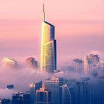 Du lịch - Nhà chọc trời giữa màn mây bồng bềnh Dubai