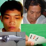 An ninh Xã hội - Giáp mặt hai con bạc sát nhân