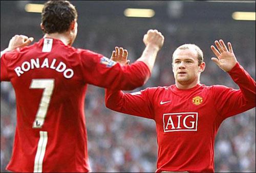 MU cần có Ronaldo để vô địch cúp C1 - 1