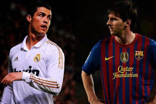 Ronaldo: Chờ anh sớm vượt qua Messi - 2