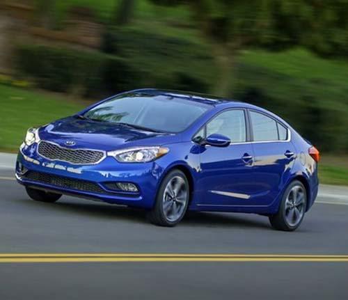 Kia Forte 2014 có giá 15.900 USD - 3