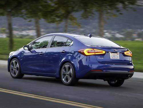 Kia Forte 2014 có giá 15.900 USD - 4