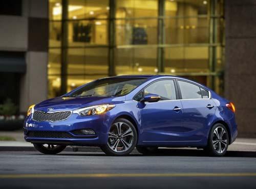 Kia Forte 2014 có giá 15.900 USD - 5