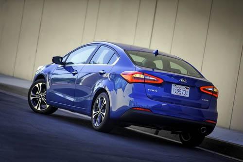 Kia Forte 2014 có giá 15.900 USD - 8