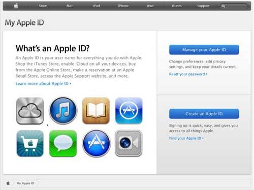 Cách cài đặt chứng thực 2 bước cho Apple ID - 1