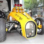 Ô tô - Xe máy - Cận cảnh xe mô tô phân khối lớn nhất VN