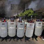 Tin tức trong ngày - Myanmar: Xung đột dữ dội, 20 người chết