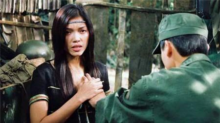 """Những sao Việt đóng cảnh """"nóng"""" hăng nhất - 2"""