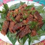 Ẩm thực - Cơm cá thính - hương quê đậm đà