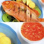 Ẩm thực - Cá nướng ngon trọn vẹn với xốt cay