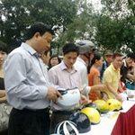Tin tức trong ngày - Bộ trưởng Đinh La Thăng thị sát việc đổi MBH