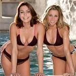 Thể thao - Nữ VĐV khúc côn cầu lộng lẫy với bikini