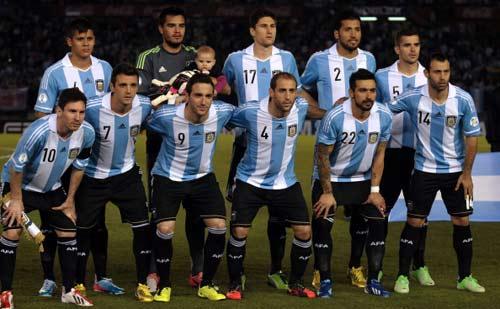 World Cup: Sẽ có Messi, nhưng Ronaldo? - 2
