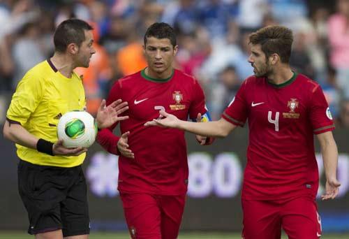 World Cup: Sẽ có Messi, nhưng Ronaldo? - 1